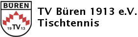 TV Büren 1913 – Tischtennis